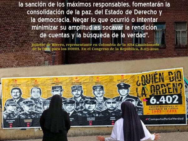 SANCIÓN DE LOS MÁXIMOS RESPONSABLES DE FALSOS POSITIVOS