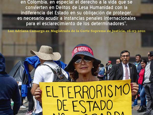 EJECUCIONES SISTEMÁTICAS EN ZONAS MILITARIZADAS