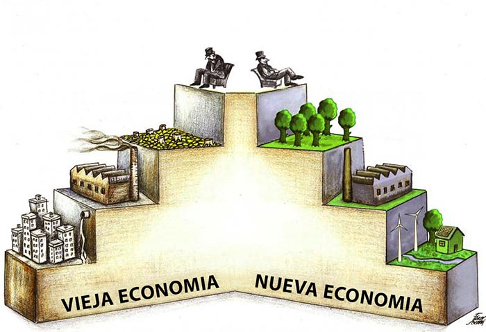 EL FUTURO ES DEMOCRATIZAR LA RIQUEZA