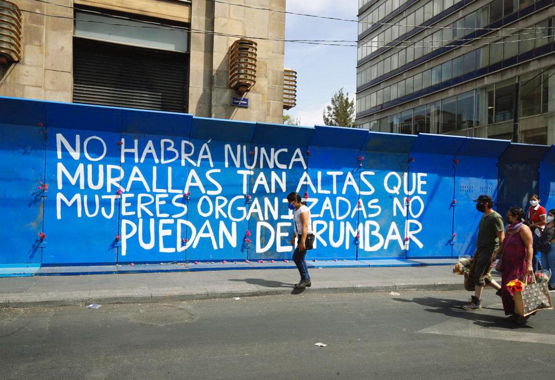 LAS ACTUALES LUCHAS FEMINISTAS EN COLOMBIA