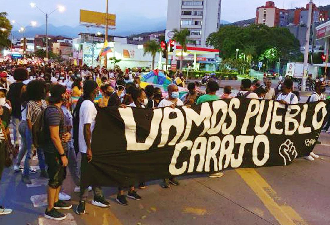COLOMBIA EN SIETE PALABRAS