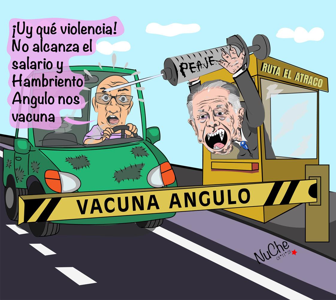 SARMIENTO ANGULO VACUNA A COLOMBIA