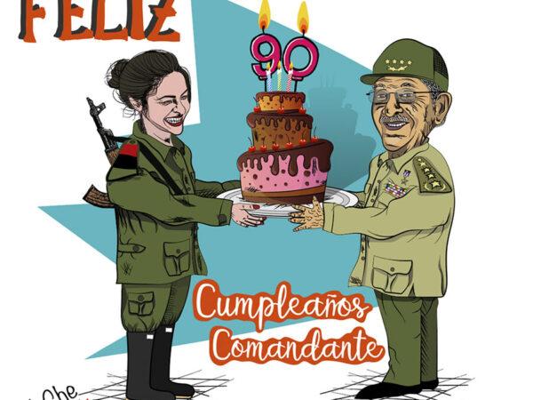 NO PUDIERON MATARLO, AHORA CUMPLE 90 AÑOS
