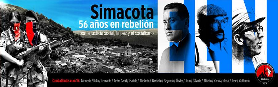 SIMACOTA, DONDE INSURGIÓ EL ELN