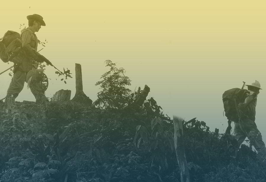 EL CAPITÁN PARMENIO UN GUERRILLERO DE VERDAD
