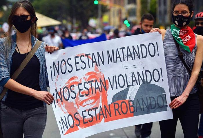 COLOMBIA CONTINÚA EN EL PRIMER LUGAR EN EL ASESINATO DE LÍDERES