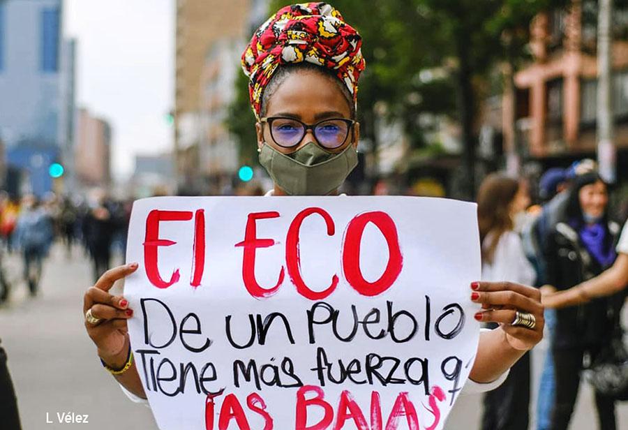 RESOLVER CON PACTO SOCIAL, NO CON BALAS