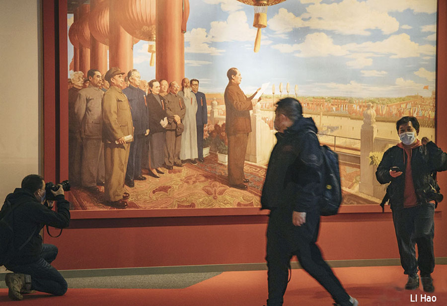 EL PARTIDO QUE REJUVENECE A CHINA