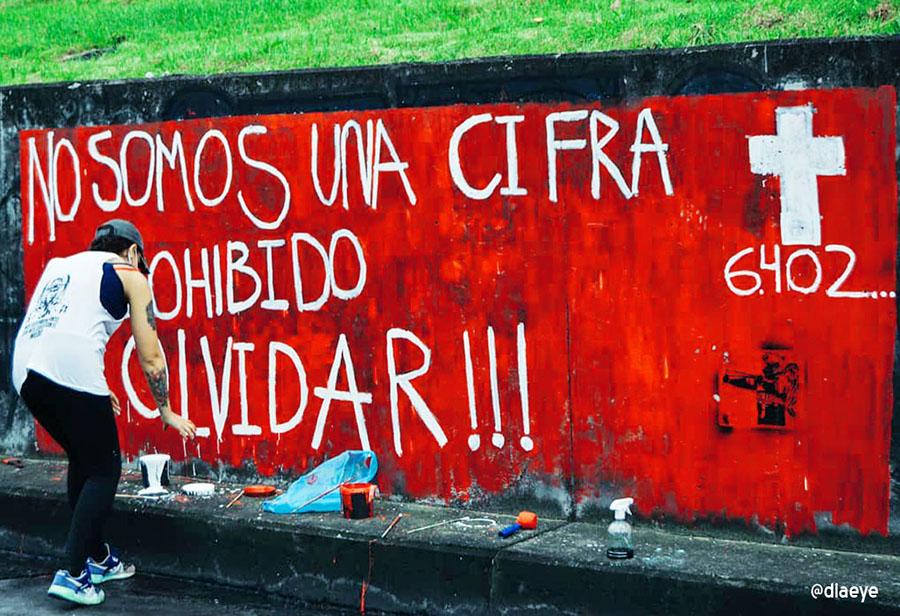 REPUDIO MUNDIAL AL GENOCIDIO COLOMBIANO