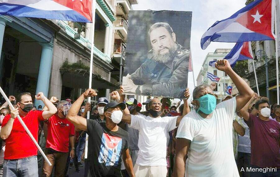 SEIS PREGUNTAS Y RESPUESTAS SOBRE CUBA