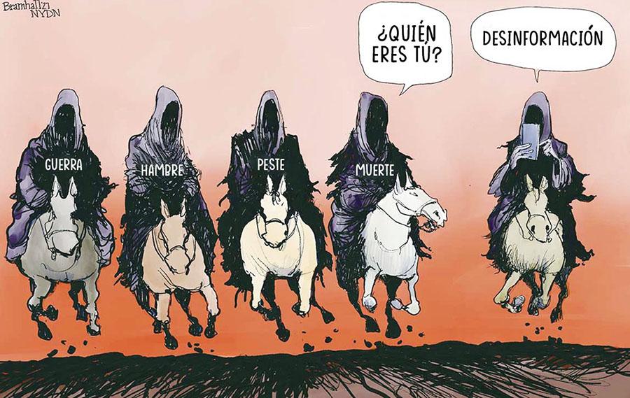 'LA VERDAD NO SE NEGOCIA'