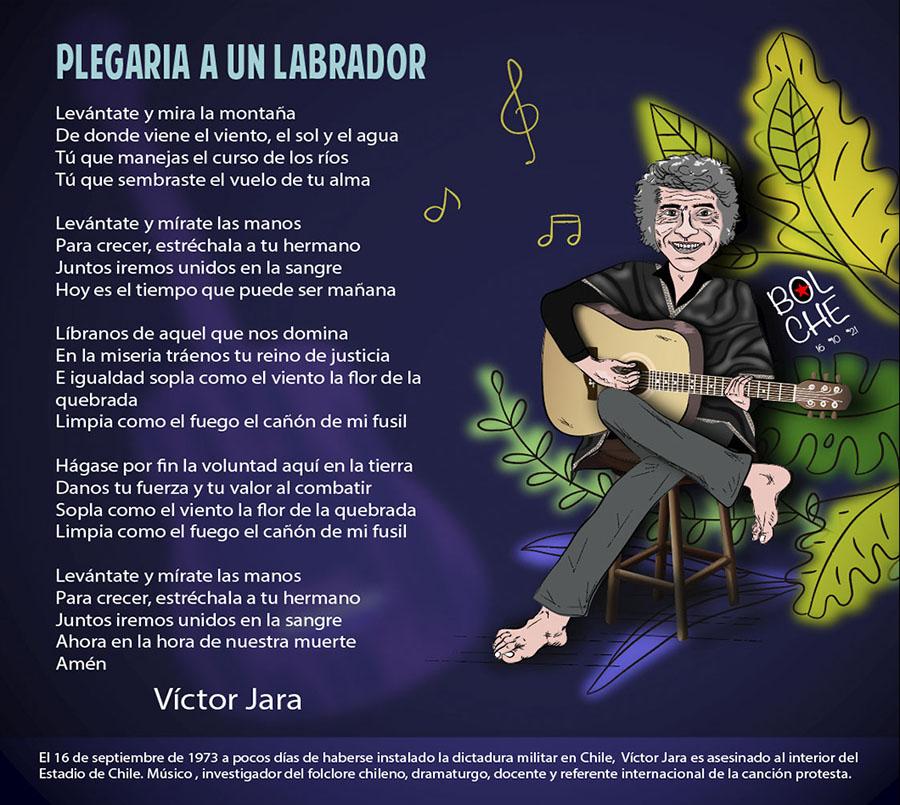 EL INMORTAL VÍCTOR JARA