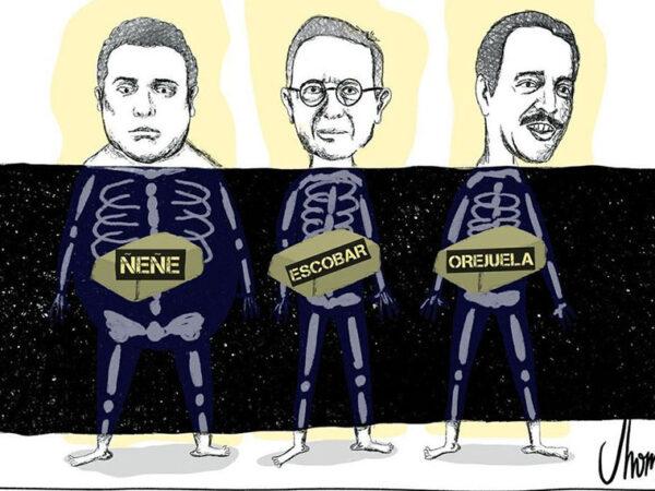 NO SIRVIÓ EL LAVADO DE CARA DE DUQUE