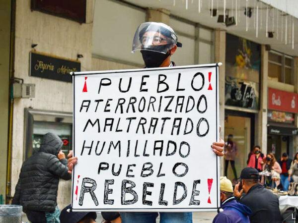 EJERCER EL DERECHO DE LA REBELIÓN
